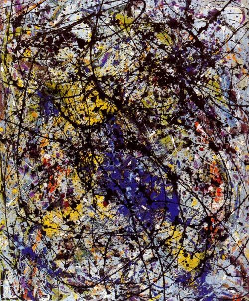 7 | Джексон Поллок - Jackson Pollock. Экспрессионизм | ARTeveryday.org