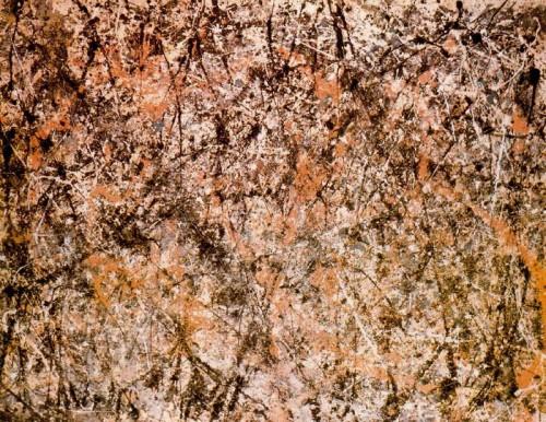 8 | Джексон Поллок - Jackson Pollock. Экспрессионизм | ARTeveryday.org