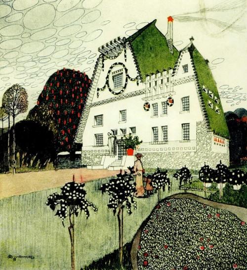 1 | Архитектура Вены начала XX века | ARTeveryday.org