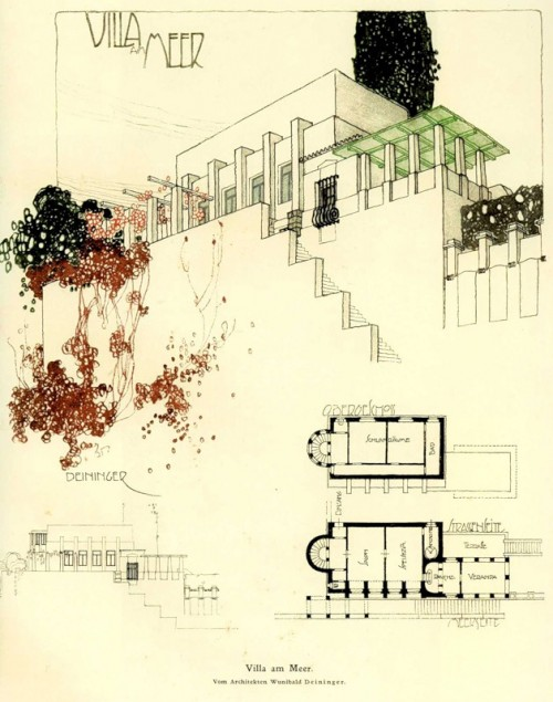 4 | Архитектура Вены начала XX века | ARTeveryday.org