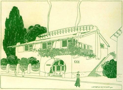 5 | Архитектура Вены начала XX века | ARTeveryday.org