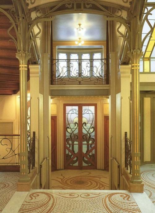 7 | Виктор Орта - Victor Horta. Архитектура модерна | ARTeveryday.org