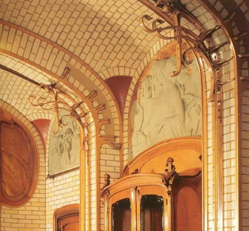 5 | Виктор Орта - Victor Horta. Архитектура модерна | ARTeveryday.org