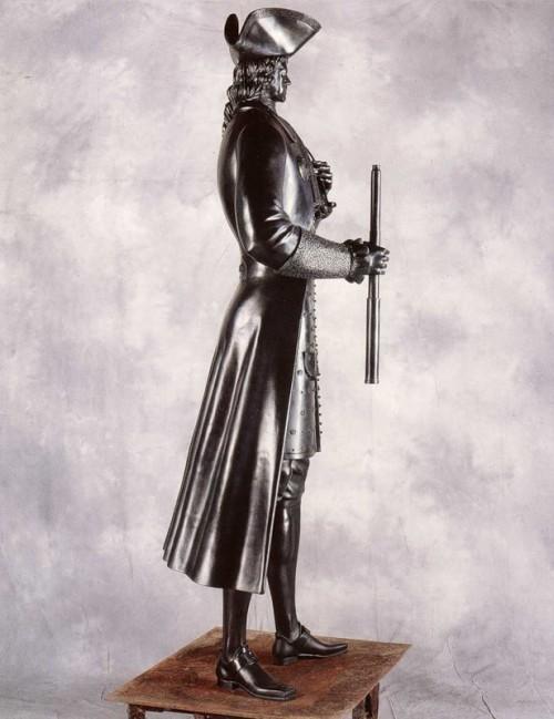 9 | Михаил Шемякин. Часть3. Петр I. Скульптура | ARTeveryday.org
