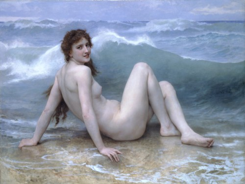 12 | Вильям Адольф Бугеро - William Adolphe Bouguereau. Салонная живопись | ARTeveryday.org