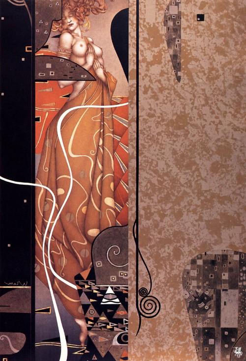 2 | Майкл Паркес - Michael Parkes. Магический реализм | ARTeveryday.org