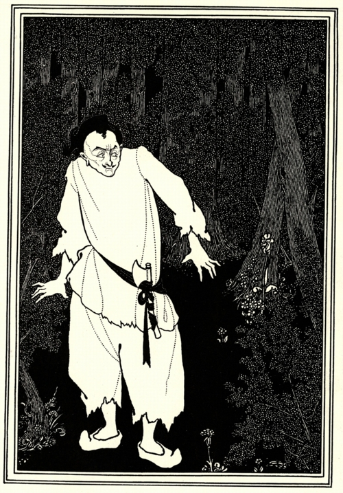 13 | Бердслей Обри Винсент - Aubrey Vincent Beardsley | ARTeveryday.org