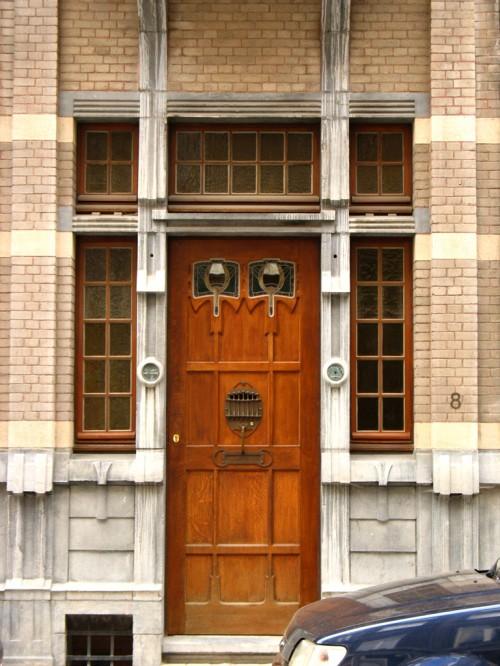 2 | Архитектура брюссельского модерна. Часть2 | ARTeveryday.org