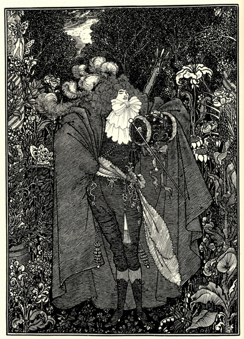 14 | Бердслей Обри Винсент - Aubrey Vincent Beardsley | ARTeveryday.org