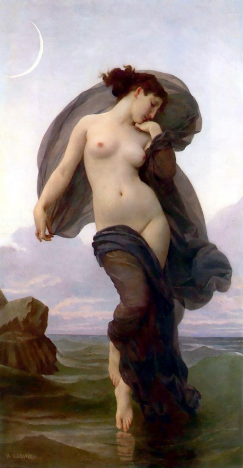 3 | Вильям Адольф Бугеро - William Adolphe Bouguereau. Салонная живопись | ARTeveryday.org