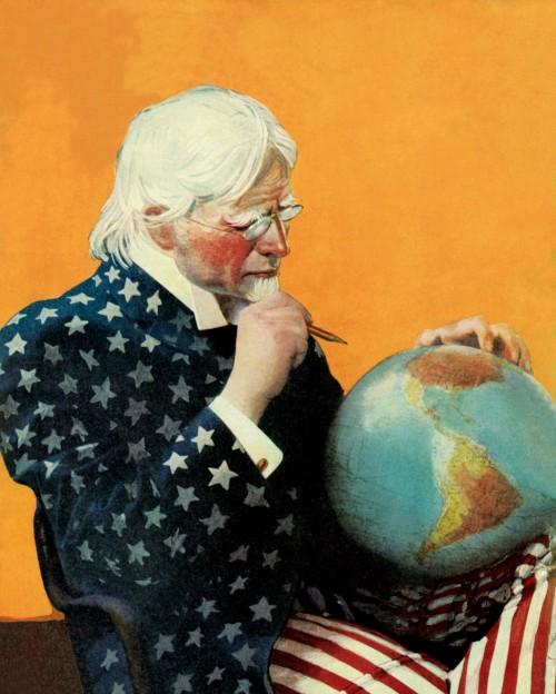 2 | Американские плакаты начала ХХ века. Часть1 | ARTeveryday.org