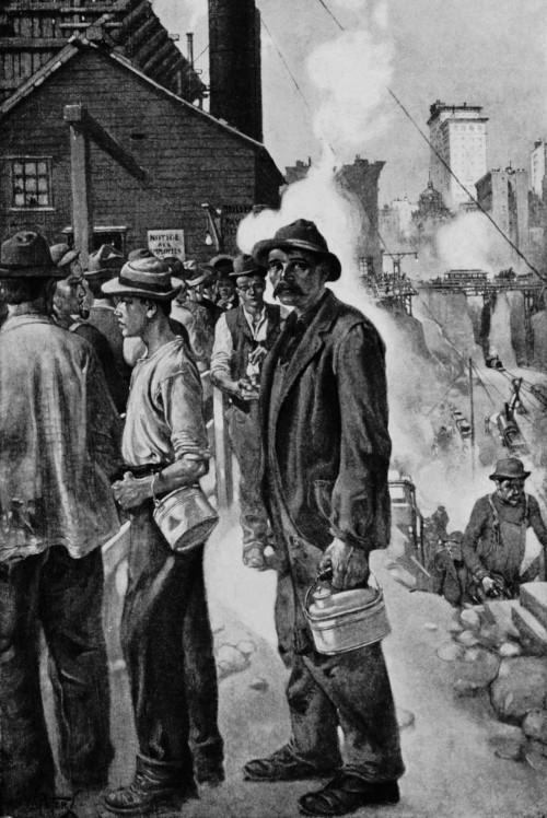 2 | Американские плакаты начала ХХ века. Часть2 | ARTeveryday.org