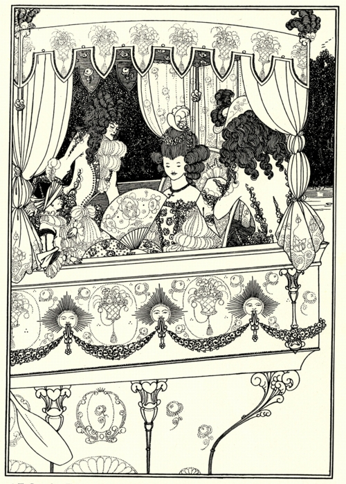15 | Бердслей Обри Винсент - Aubrey Vincent Beardsley | ARTeveryday.org