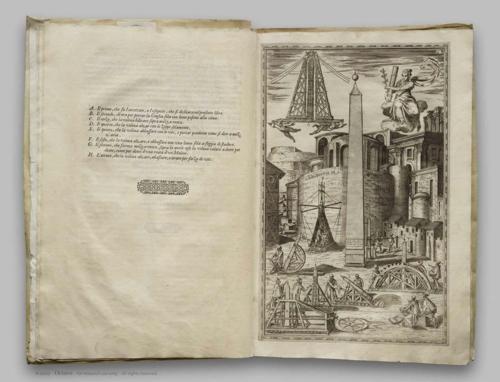 3 | Доменико Фонтана - Domenico Fontana. Инженер раннего барокко | ARTeveryday.org