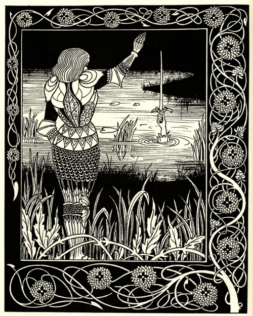 16 | Бердслей Обри Винсент - Aubrey Vincent Beardsley | ARTeveryday.org