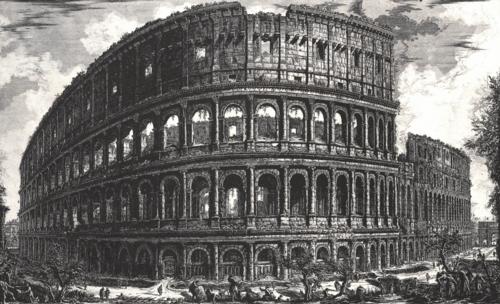 2 | Giovanni Battista Piranesi - Джованни Баттиста Пиранези. Архитектурная графика | ARTeveryday.org