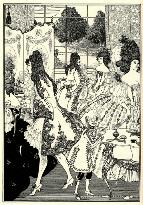 3 | Бердслей Обри Винсент - Aubrey Vincent Beardsley | ARTeveryday.org
