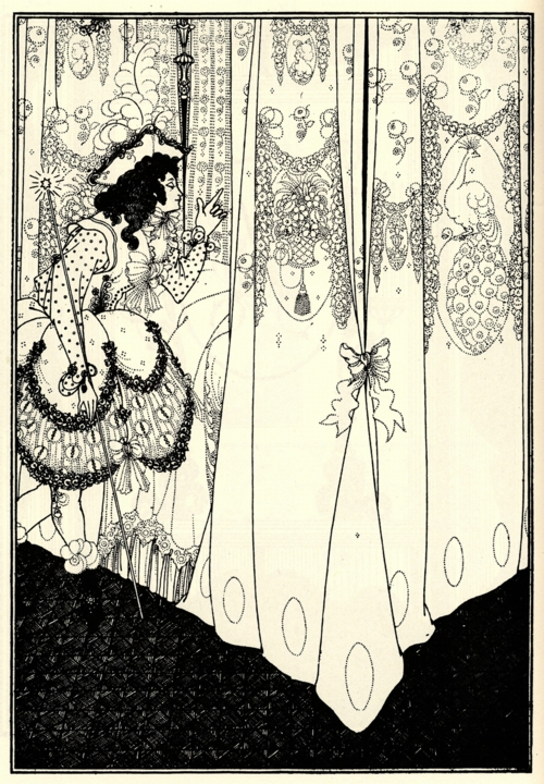 17 | Бердслей Обри Винсент - Aubrey Vincent Beardsley | ARTeveryday.org