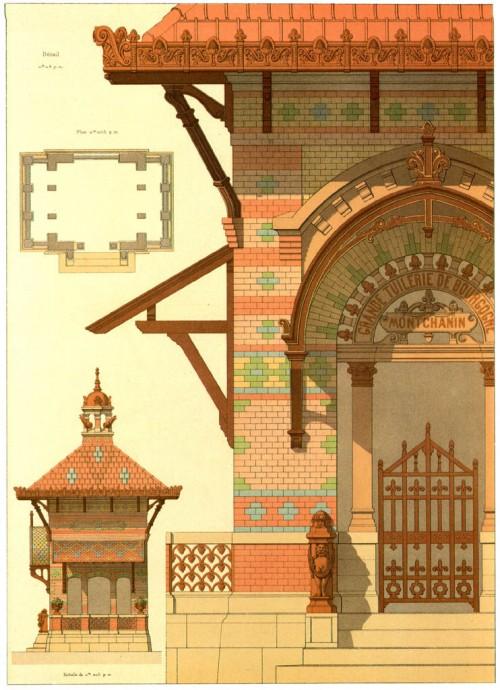 2 | Pierre Chabat. Викторианская архитектура