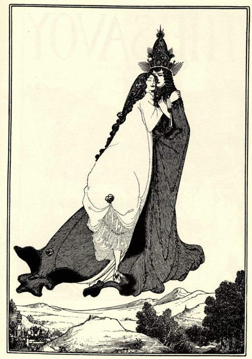 18 | Бердслей Обри Винсент - Aubrey Vincent Beardsley | ARTeveryday.org