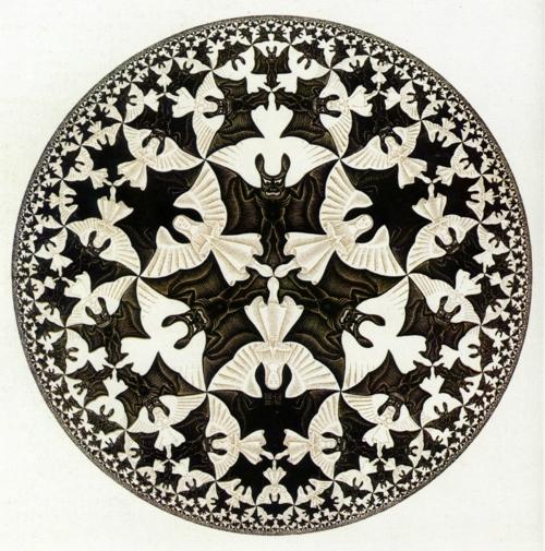 17 | Мауриц Корнелис Эшер - Maurits Cornelis Escher. Нидерландский художник-график | ARTeveryday.org