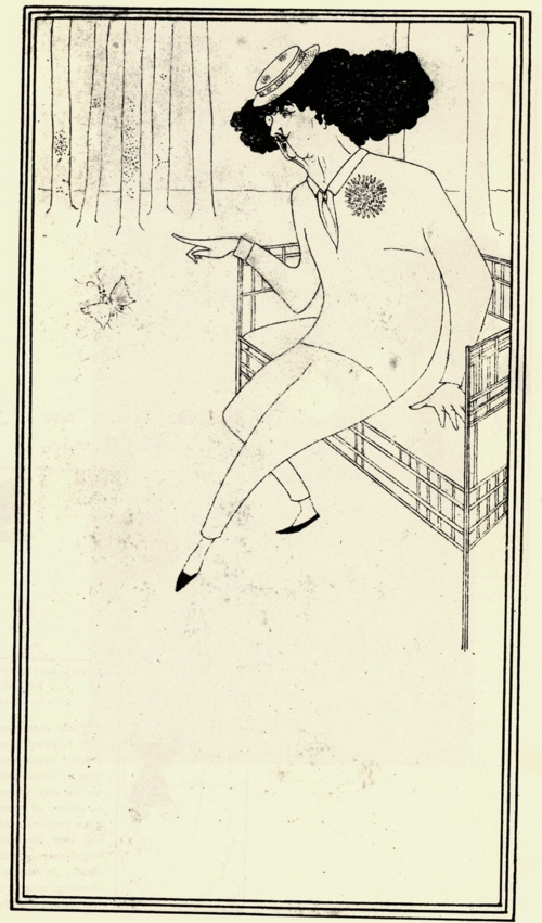 19 | Бердслей Обри Винсент - Aubrey Vincent Beardsley | ARTeveryday.org