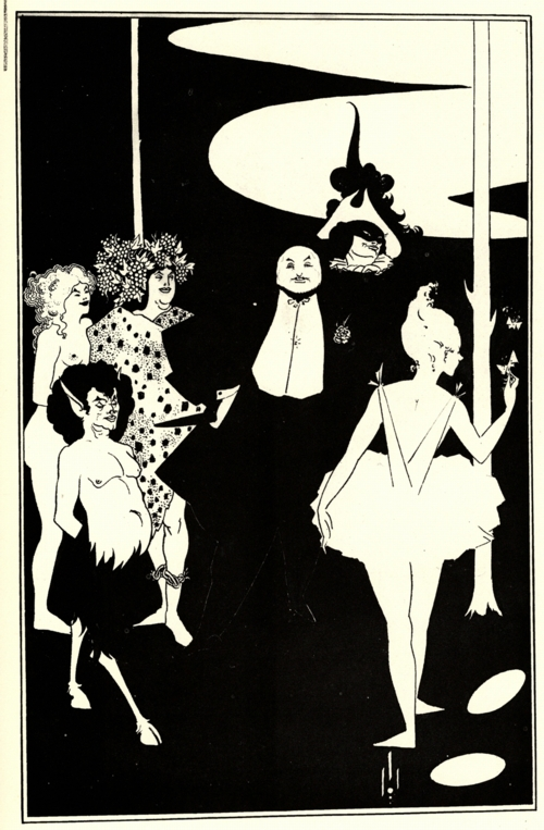 20 | Бердслей Обри Винсент - Aubrey Vincent Beardsley | ARTeveryday.org
