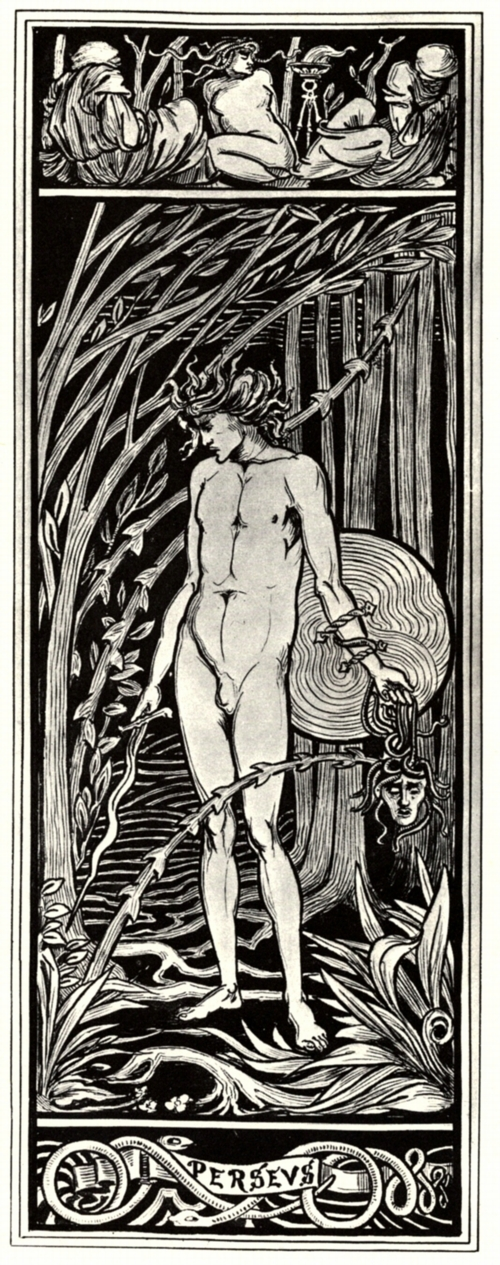21 | Бердслей Обри Винсент - Aubrey Vincent Beardsley | ARTeveryday.org