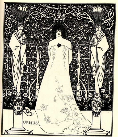 22 | Бердслей Обри Винсент - Aubrey Vincent Beardsley | ARTeveryday.org