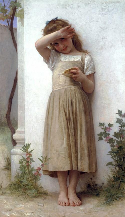 4 | Вильям Адольф Бугеро - William Adolphe Bouguereau. Салонная живопись | ARTeveryday.org