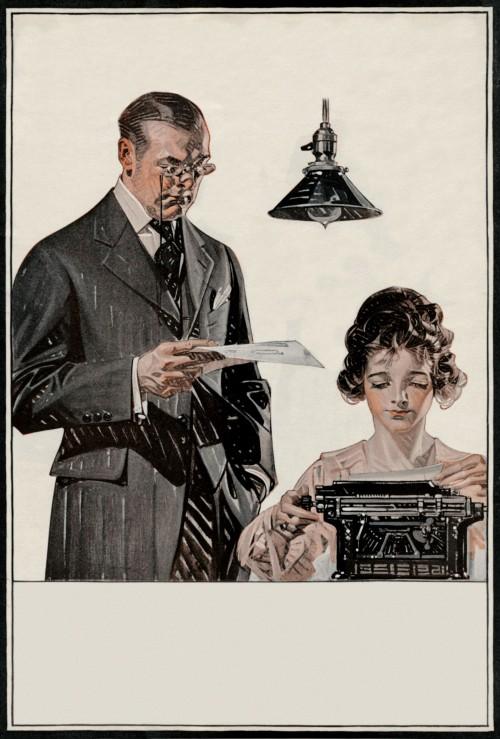 3 | Американские плакаты начала ХХ века. Часть1 | ARTeveryday.org