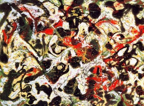 3 | Джексон Поллок - Jackson Pollock. Экспрессионизм | ARTeveryday.org