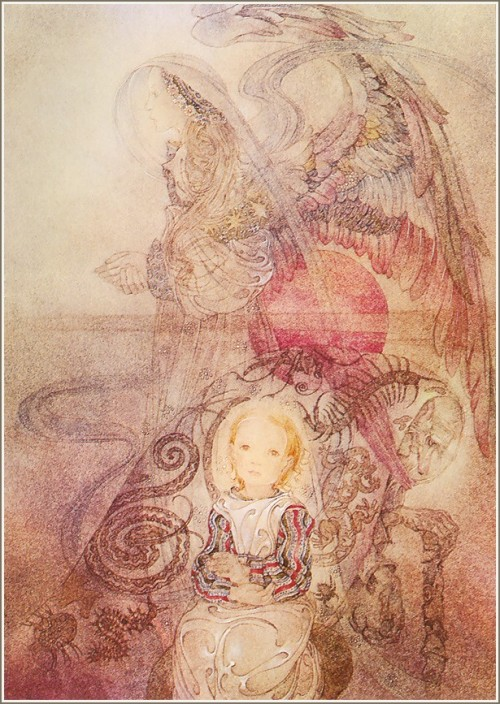 4 | Суламифь Вулфинг - Sulamith Wulfing | ARTeveryday.org