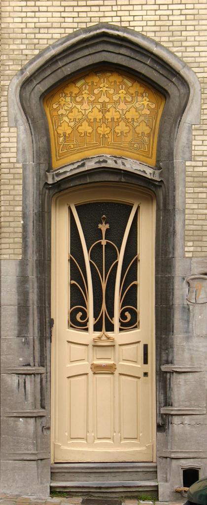 4 | Архитектура брюссельского модерна. Часть2 | ARTeveryday.org
