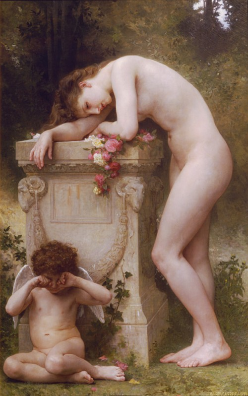 5 | Вильям Адольф Бугеро - William Adolphe Bouguereau. Салонная живопись | ARTeveryday.org