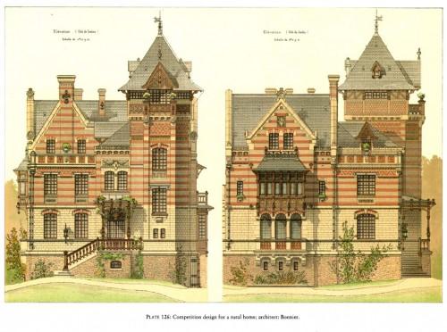 4 | Pierre Chabat. Викторианская архитектура