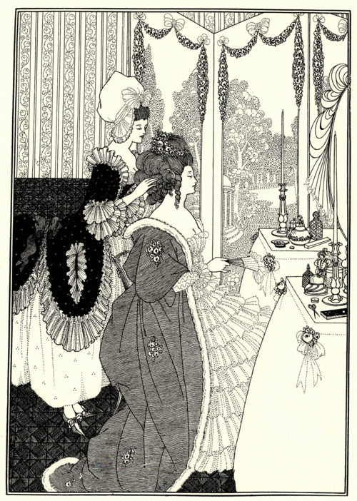 5 | Бердслей Обри Винсент - Aubrey Vincent Beardsley | ARTeveryday.org