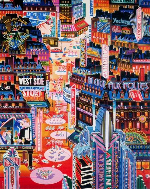 4 | Хиро Ямагата - Hiro Yamagata. Художник-физик | ARTeveryday.org