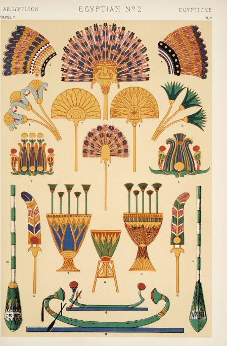5 | The Grammar of Ornament - Грамматика орнамента | ARTeveryday.org