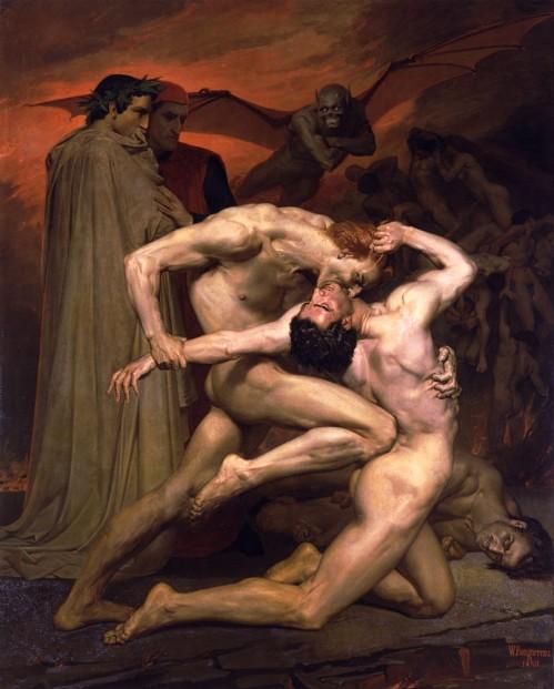 6 | Вильям Адольф Бугеро - William Adolphe Bouguereau. Салонная живопись | ARTeveryday.org