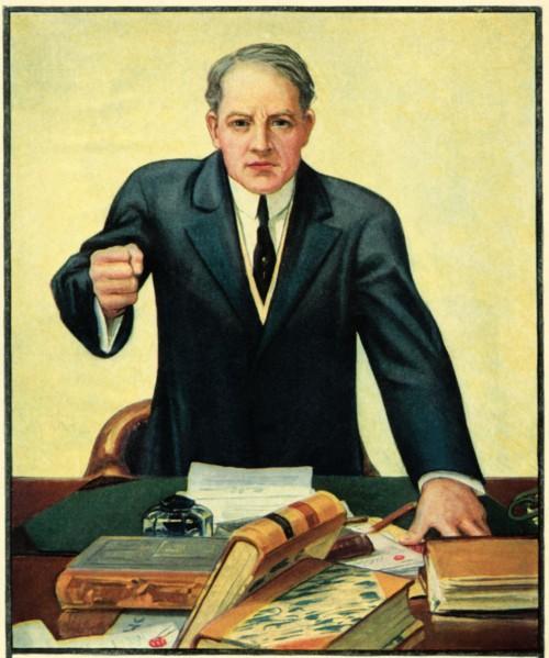 5 | Американские плакаты начала ХХ века. Часть1 | ARTeveryday.org