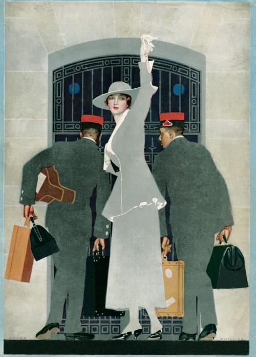 5 | Американские плакаты начала ХХ века. Часть2 | ARTeveryday.org