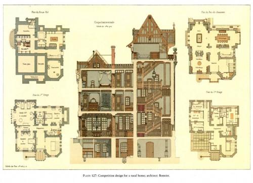 5 | Pierre Chabat. Викторианская архитектура