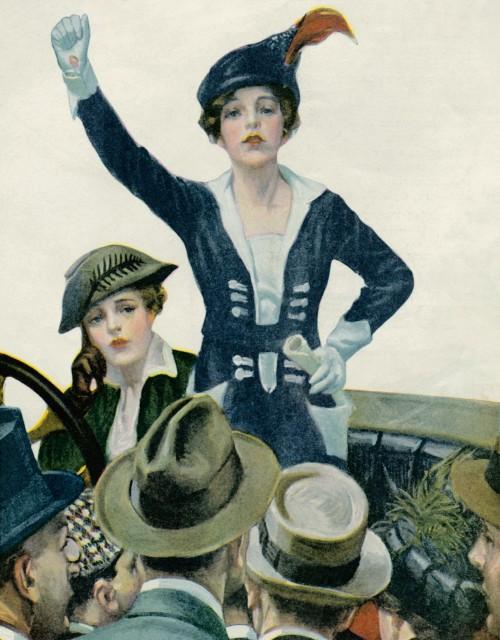 6 | Американские плакаты начала ХХ века. Часть1 | ARTeveryday.org