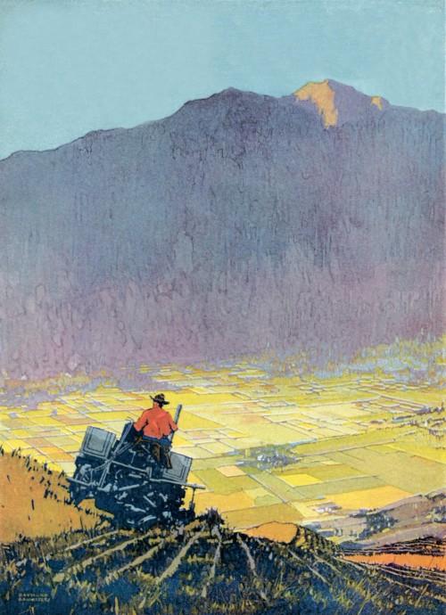 6 | Американские плакаты начала ХХ века. Часть2 | ARTeveryday.org