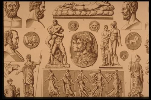 6 | Старинные гравюры. Часть4 | ARTeveryday.org