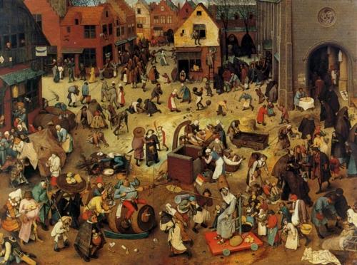 7 | Питер Брейгель - Piter Bruegel. Творчество художника | ARTeveryday.org