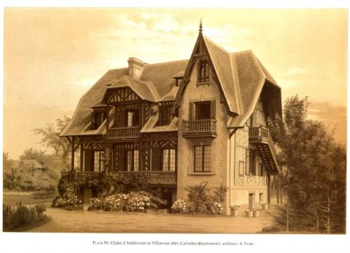 7 | Pierre Chabat. Викторианская архитектура