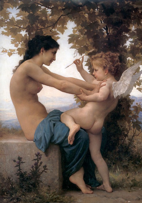 8 | Вильям Адольф Бугеро - William Adolphe Bouguereau. Салонная живопись | ARTeveryday.org