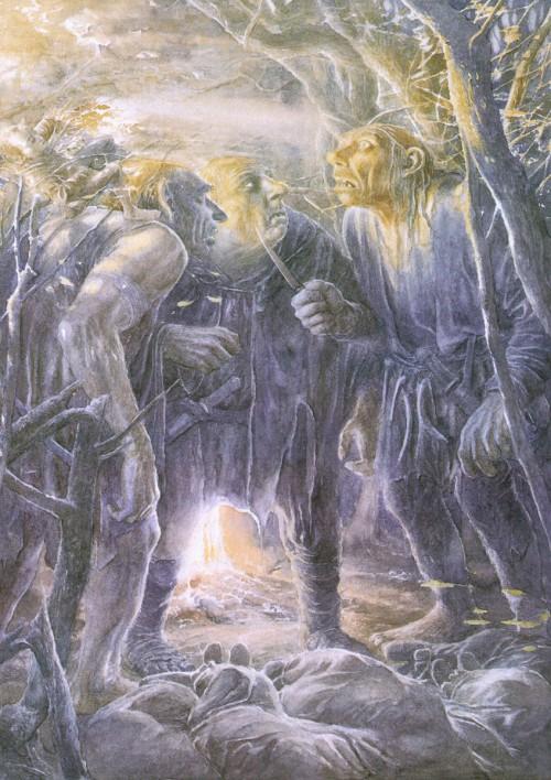 7 | Алан Ли - Alan Lee. Иллюстратор Дж.Р.Р.Толкина | ARTeveryday.org